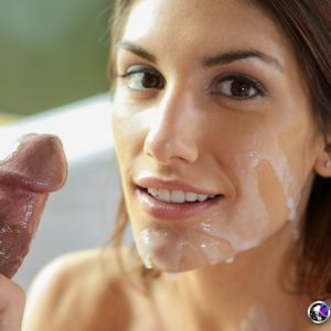 august ames facial