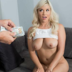 kylie page money fuck