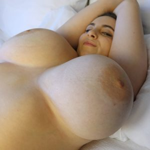 milly marks huge boobs