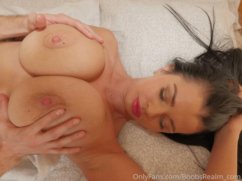 sha rizel tits massage man