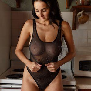 Dita Vetone boobs