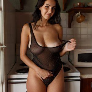 Dita Vetone topless