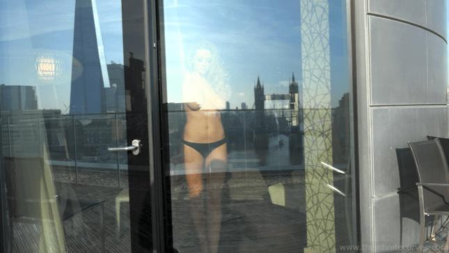 lana parker topless