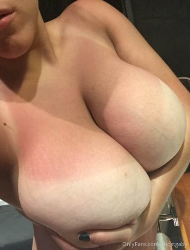 ghostgaby boobs